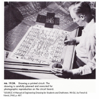 The Historical Underpinnings in the Development of Electronic Circuit Board Assembly