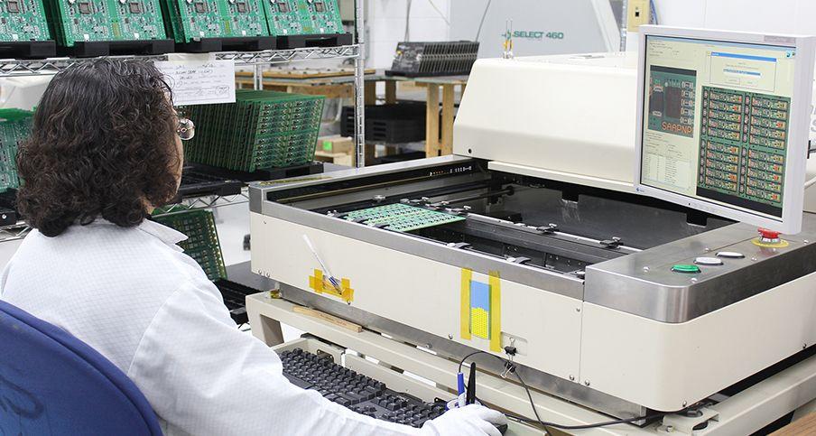 Printed Circuit Board Testing - Permatech Electronics